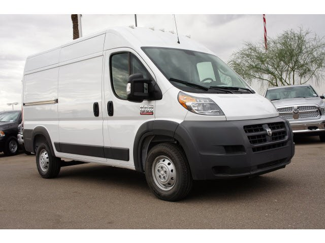 2018 ProMaster 1500, Adrian Steel Van Upfit #J1000 - photo 8