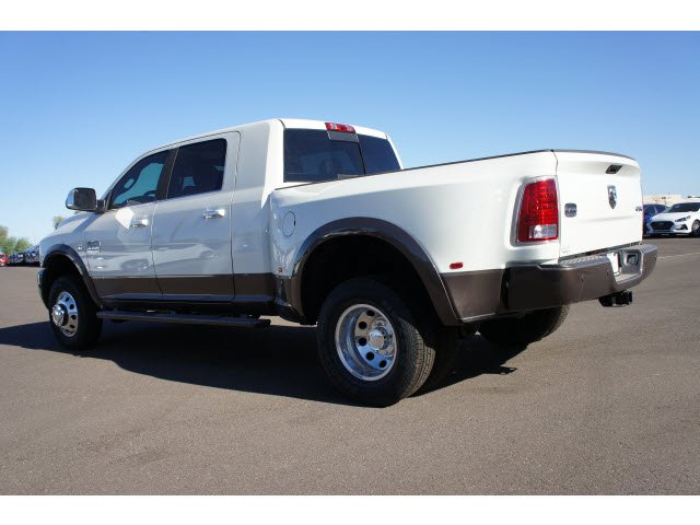 2018 Ram 3500 Mega Cab DRW 4x4, Pickup #J1042 - photo 2