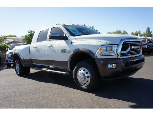 2018 Ram 3500 Mega Cab DRW 4x4, Pickup #J1042 - photo 7