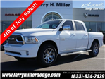 2018 Ram 1500 Crew Cab 4x4,  Pickup #J1182 - photo 1