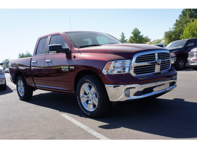 2018 Ram 1500 Quad Cab, Pickup #J1218 - photo 7