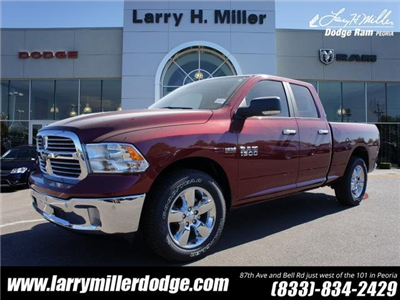 2018 Ram 1500 Quad Cab, Pickup #J1218 - photo 1
