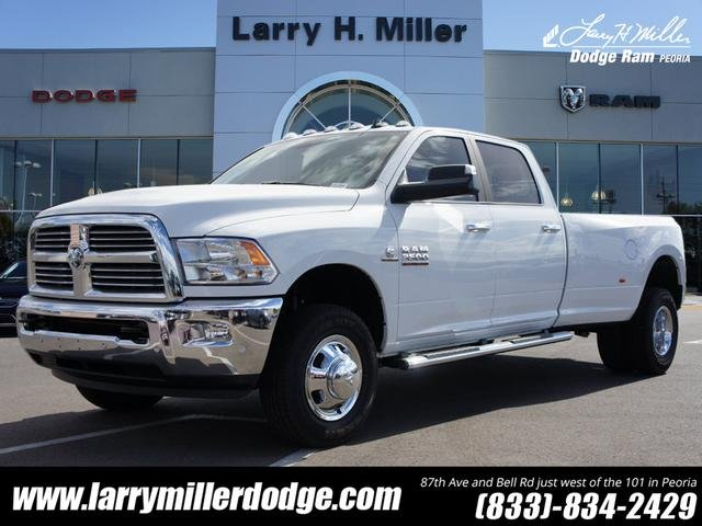 2018 Ram 3500 Crew Cab DRW 4x4, Pickup #J1286 - photo 1