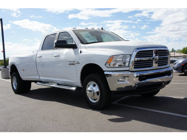 2018 Ram 3500 Crew Cab DRW 4x4, Pickup #J1286 - photo 7