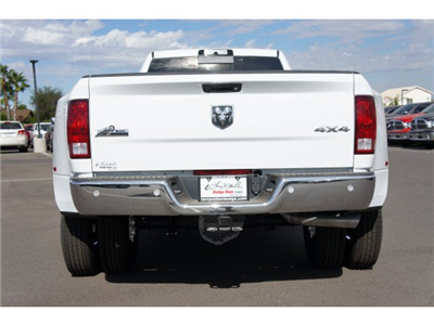 2018 Ram 3500 Crew Cab DRW 4x4, Pickup #J1286 - photo 4