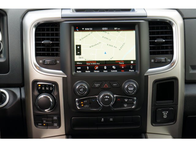 2018 Ram 1500 Crew Cab 4x4, Pickup #J1305 - photo 24
