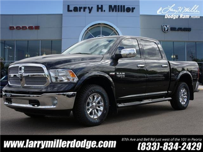 2018 Ram 1500 Crew Cab 4x4, Pickup #J1305 - photo 1