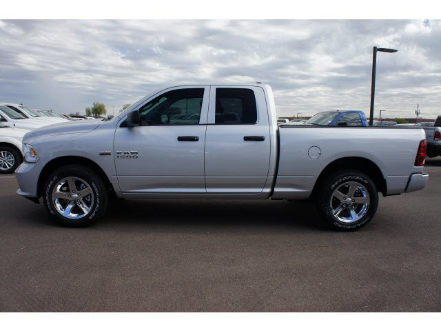 2018 Ram 1500 Quad Cab, Pickup #J1354 - photo 3