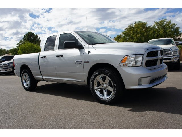 2018 Ram 1500 Quad Cab, Pickup #J1354 - photo 7