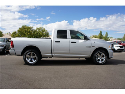 2018 Ram 1500 Quad Cab, Pickup #J1354 - photo 6