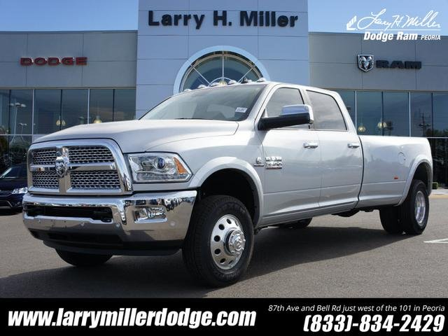 2018 Ram 3500 Crew Cab DRW 4x4, Pickup #J1367 - photo 1
