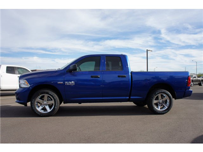 2018 Ram 1500 Quad Cab, Pickup #J1393 - photo 3