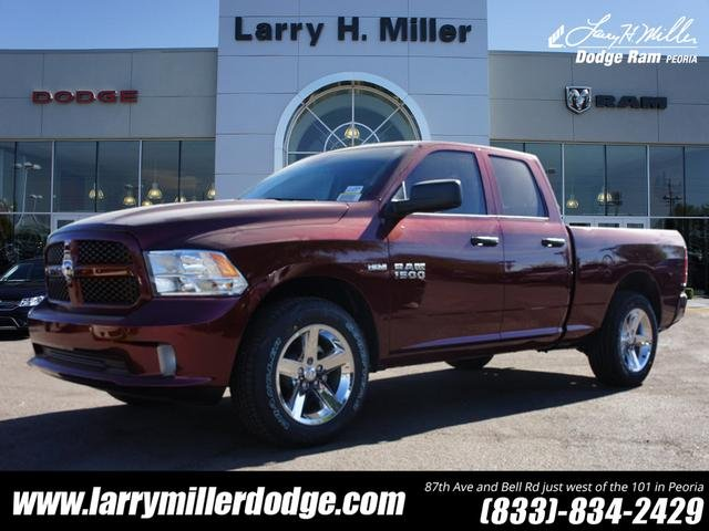 2018 Ram 1500 Quad Cab, Pickup #J1396 - photo 1