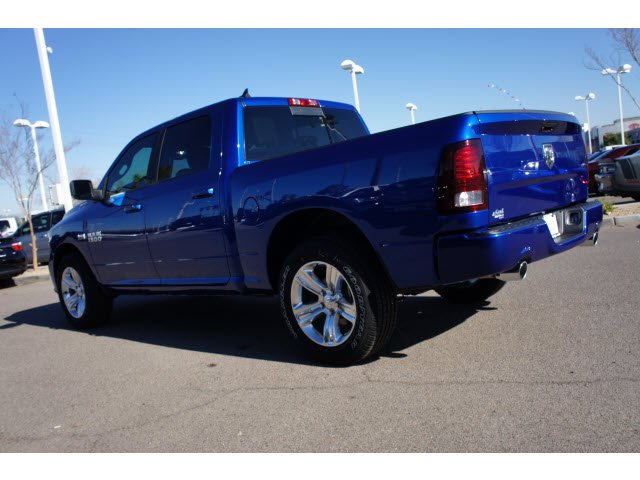 2018 Ram 1500 Crew Cab, Pickup #J1404 - photo 2