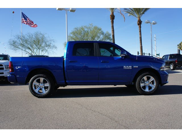 2018 Ram 1500 Crew Cab, Pickup #J1404 - photo 6
