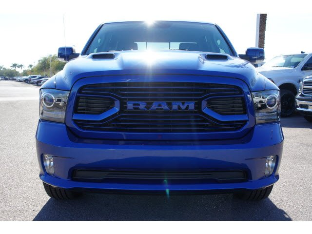 2018 Ram 1500 Crew Cab, Pickup #J1404 - photo 8