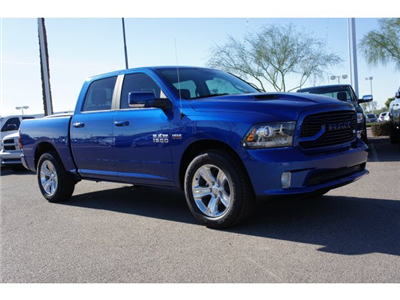 2018 Ram 1500 Crew Cab, Pickup #J1404 - photo 7