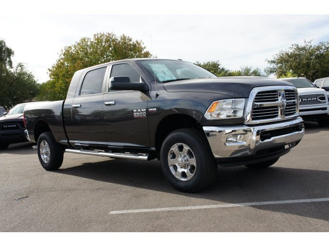 2018 Ram 2500 Mega Cab 4x4, Pickup #J1408 - photo 7