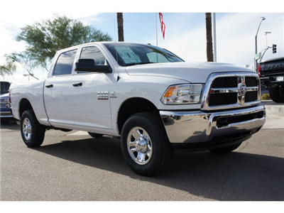 2018 Ram 2500 Crew Cab 4x4, Pickup #J1446 - photo 7
