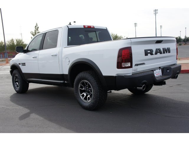 2018 Ram 1500 Crew Cab, Pickup #J1587 - photo 2