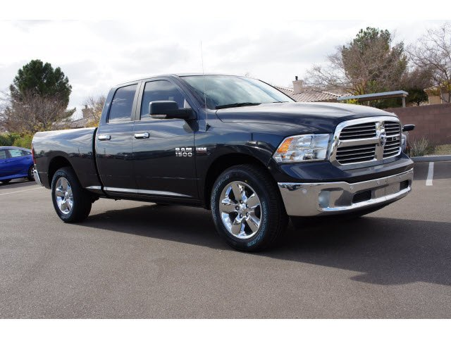 2018 Ram 1500 Quad Cab, Pickup #J1676 - photo 7