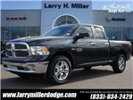 2018 Ram 1500 Quad Cab, Pickup #J1676 - photo 1