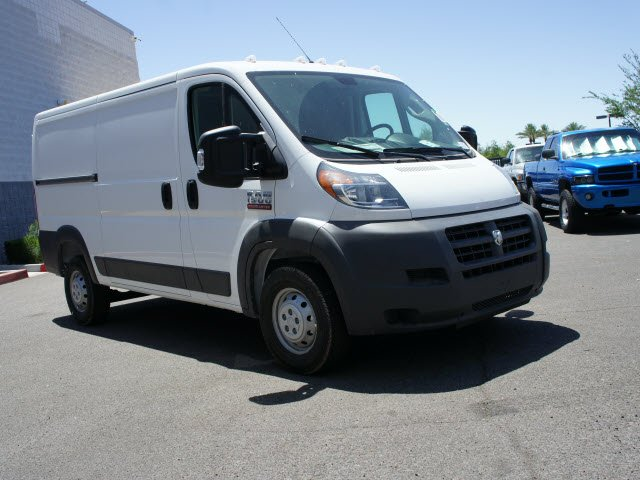 2018 ProMaster 1500 Standard Roof,  Empty Cargo Van #J1751 - photo 8