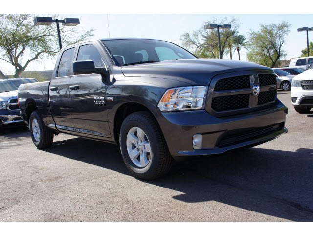 2018 Ram 1500 Quad Cab,  Pickup #J1802 - photo 7