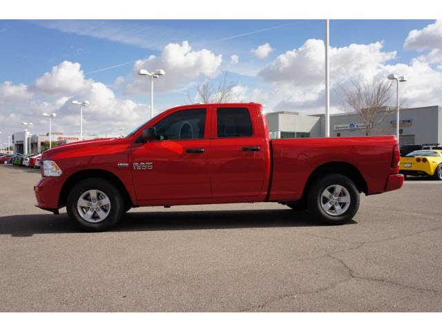 2018 Ram 1500 Quad Cab 4x2,  Pickup #J1815 - photo 3