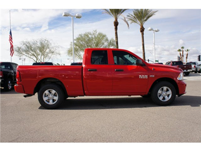 2018 Ram 1500 Quad Cab 4x2,  Pickup #J1815 - photo 6