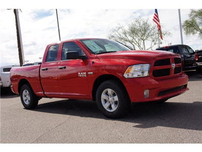 2018 Ram 1500 Quad Cab 4x2,  Pickup #J1815 - photo 7