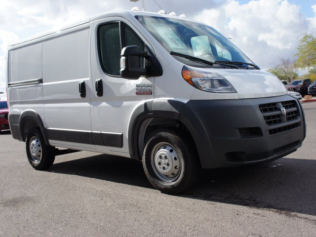 2018 ProMaster 1500 Standard Roof,  Empty Cargo Van #J1862 - photo 8
