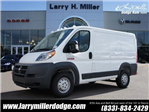 2018 ProMaster 1500 Standard Roof FWD,  Empty Cargo Van #J1862 - photo 1