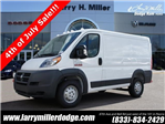 2018 ProMaster 1500 Standard Roof,  Empty Cargo Van #J1862 - photo 1