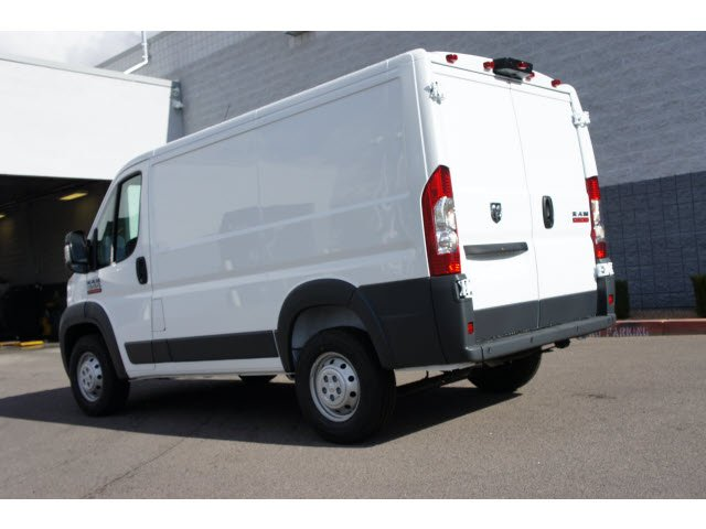 2018 ProMaster 1500 Standard Roof,  Empty Cargo Van #J1863 - photo 4