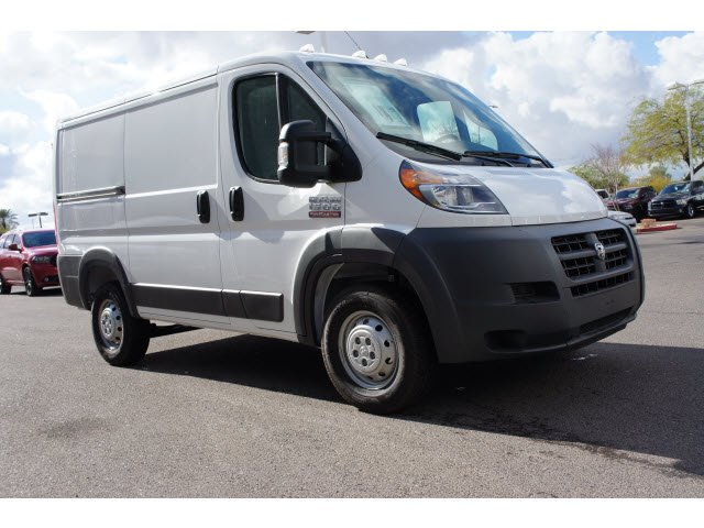 2018 ProMaster 1500 Standard Roof FWD,  Empty Cargo Van #J1863 - photo 8