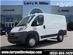 2018 ProMaster 1500 Standard Roof FWD,  Empty Cargo Van #J1863 - photo 1