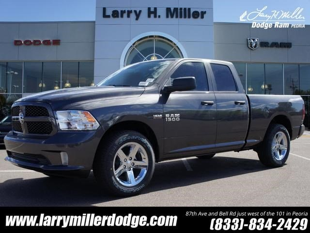 2018 Ram 1500 Quad Cab 4x2,  Pickup #J1909 - photo 1