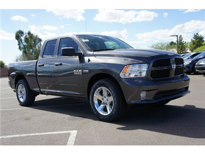 2018 Ram 1500 Quad Cab 4x2,  Pickup #J1909 - photo 7