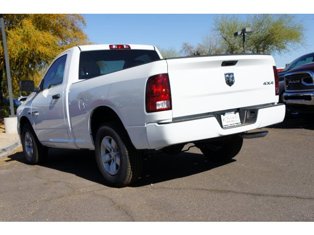 2018 Ram 1500 Regular Cab 4x4,  Pickup #J1964 - photo 2