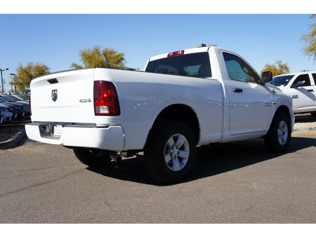 2018 Ram 1500 Regular Cab 4x4,  Pickup #J1964 - photo 5