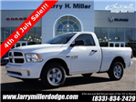2018 Ram 1500 Regular Cab 4x4,  Pickup #J1964 - photo 1