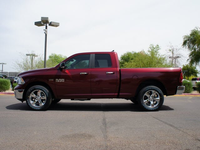 2018 Ram 1500 Quad Cab 4x4,  Pickup #J2123 - photo 3