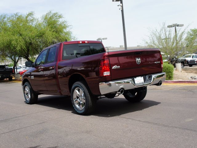 2018 Ram 1500 Quad Cab 4x4,  Pickup #J2123 - photo 2