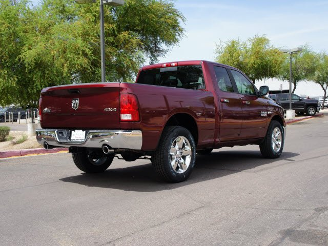 2018 Ram 1500 Quad Cab 4x4,  Pickup #J2123 - photo 5