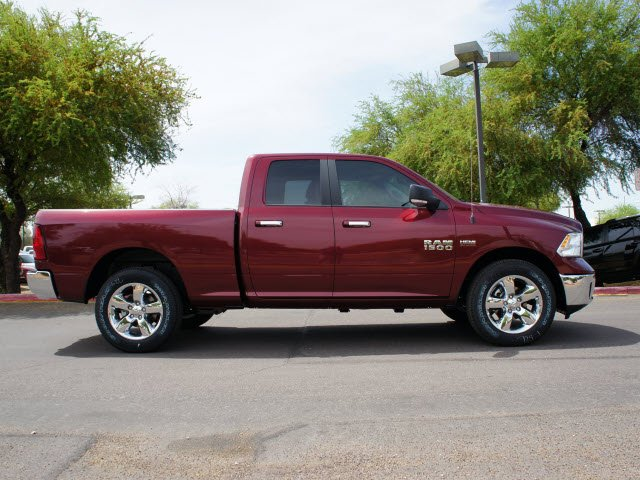 2018 Ram 1500 Quad Cab 4x4,  Pickup #J2123 - photo 6