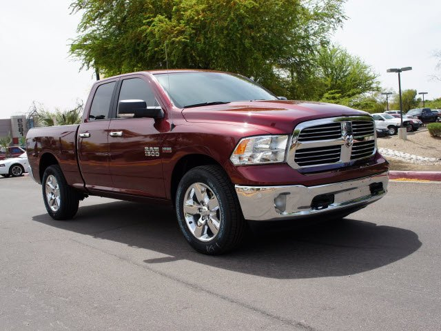 2018 Ram 1500 Quad Cab 4x4,  Pickup #J2123 - photo 7