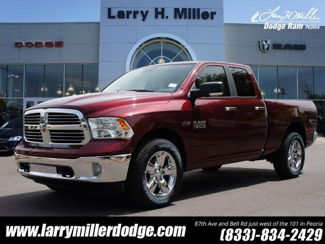 2018 Ram 1500 Quad Cab 4x4,  Pickup #J2123 - photo 1