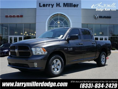 2018 Ram 1500 Crew Cab 4x2,  Pickup #J2145 - photo 1