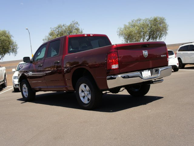 2018 Ram 1500 Crew Cab 4x4,  Pickup #J2184 - photo 2
